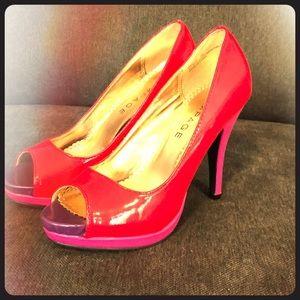 Rampage Gracee  high heels
